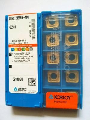 Insert SNMX 12 05 ENN-MM PC3500 original merk Korloy baru