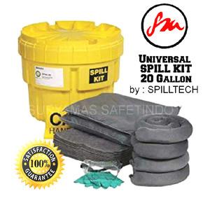 spill kit set universal 20 gallon