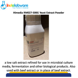 Himedia RM027-500G Yeast Extract Powder