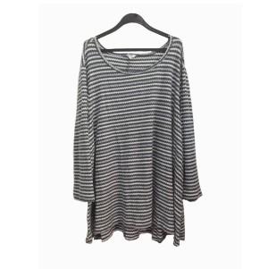Kaos Sweetshirt Big Size Sonoma Striped Pakaian Branded Original