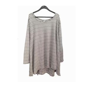 Kaos Sweetshirt Big Size Sonoma Striped Pakaian Branded Original Murah