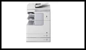Canon iR 2520W   DADF   Duplex Fotocopy BW A3