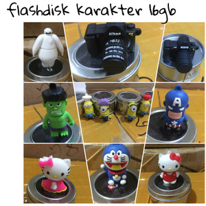 FLASHDISK KARAKTER 16GB