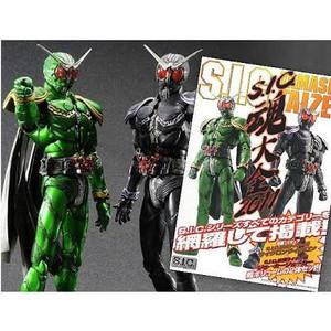 S.I.C. Tamashii Taizen 2011 Kamen Ride Joker Cyclone Limited