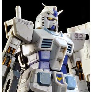 RG RX 78 G3 Gundam Premium Bandai