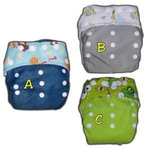 Cloth Diaper / Popok Kain Waterproof