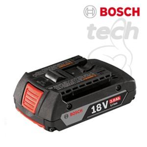 Bosch Battery / Baterai Bosch 18V - 2.0 Ah - Lithium-Ion