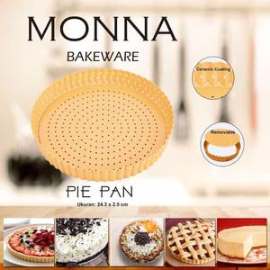 MONNA BAKEWARE SIGNORA : Pie Pan loyang pie