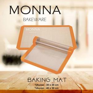 Baking Mat Monna Bakeware - Small Size 30 x 20 cm silpat