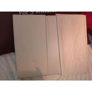Sprei Bamboo Fiber Orang Polos Uk 200x200 Premium Qualiti Fitted Sheet