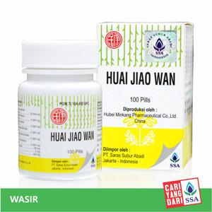 HUAI JIAO WAN (Fructus Sophorae)