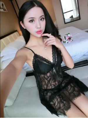 Sexy Lingerie Pakaian Dalam Seserahan Baju Tidur Murah 71808114 Black