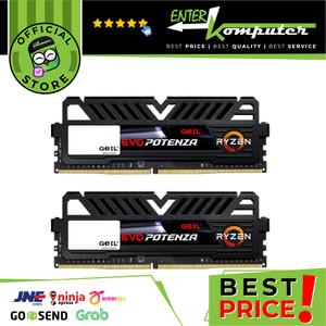 GEIL DDR4 AMD EDITION EVO POTENZA PC21330 2666MHz Dual Channel 8GB