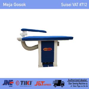Meja gosok vacuum Suisei VAT 712 with swing buck