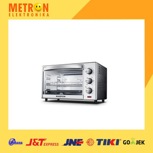 MASPION MOT-2502 BS OVEN TOASTER 25 LITER / MOT 2502 BS / MT2502BS