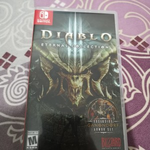Diablo Eternal Collection Switch