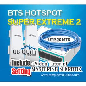 Paket BTS Hotspot Super Extreme 2