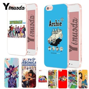 New Yinuoda Archie Betty Veronica Riverdale Mewah Hibrida Phone Case u