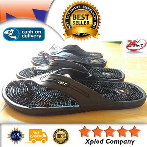 Sandal Jepit Alas Duri merk ATT Sandal Refleksi Kaki Sandal Alas Duri