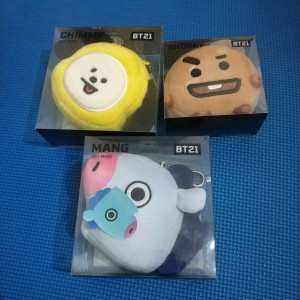 BT21 Keyring Official Goods