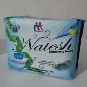 Natesh Sanitary Pads Day KK Indonesia