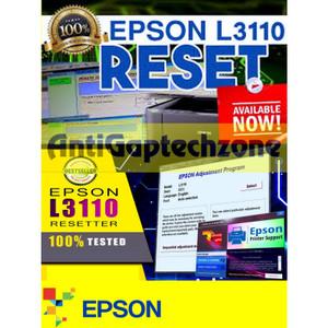 Jual RESETTER PRINTER EPSON L3110 ( Waste Ink Pad Adjustment ) 100% WORK !  - Kota Tangerang - AntiGaptechzone | Tokopedia