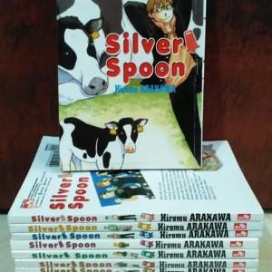silver spoon 13eps by. hiromu arakawa - ongoing