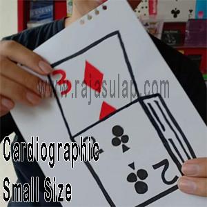 Cardiographic Small Size Ukuran A5