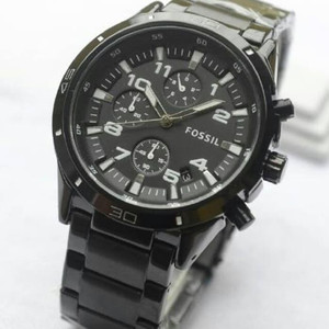 Jam Tangan Pria Fossil Blade Chrono On Full Black