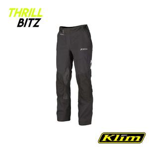 Klim Latitude Pant Short Black Size 36