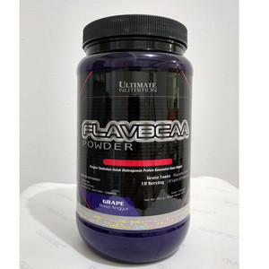 BCAA FLAVORED POWDER, 475gr Grape - ULTIMATE NUTRITION.
