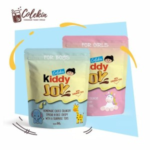 Kiddy Joy | Colekin | Selai