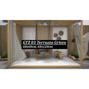 Niro Granite Terrazzo GTZ Series Matt 60x60 Kw 2