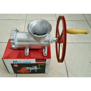 MEAT GRINDER PENGGILING DAGING RODA / MEAT MINCER No. 32