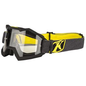 Klim Viper Off Road Google Fade Black Clear Lens