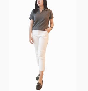 Kaos Polo Wanita Tanpa Merk Pakaian Branded Murah Original Murah