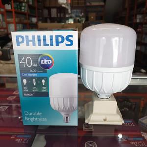 LAMPU LED PHILIPS 40 WATT 40W 40 W JUMBO TFORCE CORE
