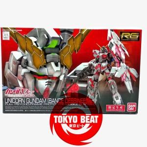 RG Unicorn Gundam (Bande Dessinee Ver.)
