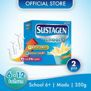 Sustagen School Susu Pertumbuhan Madu 700g (2x350g)