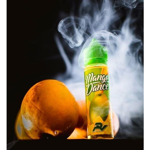 Liquid Mango Dance 3Mg 60ML RV Distribution Liquid Manggo Dance mangga