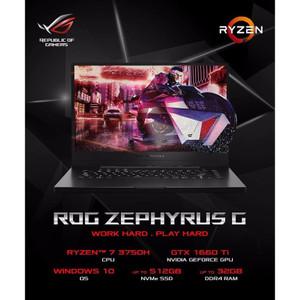 ASUS ROG ZEPHYRUS G GA502DU-R76601T