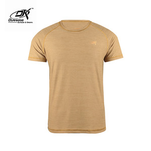 Running Jersey - DK Basic Color Tee Man Gold