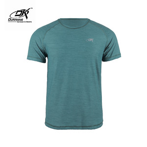Running Jersey - DK Basic Color Tee Man Tosca
