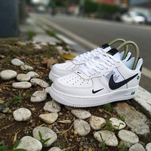 Jual Sepatu Nike Air Force 1 LV8 Utility White Jakarta Selatan amar_shop | Tokopedia