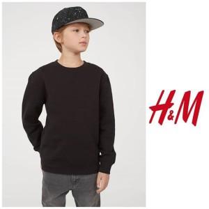 Sweater Boy Black H&M