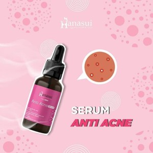 hanasui serum anti acne