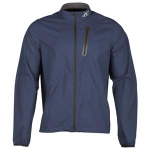 Klim Zephyr Wind Shirt Blue Size M