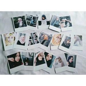Cetak foto polaroid instax mini