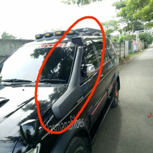 Jual snorkel mobil cerobong isuzu panther LM,LV, LS, GRAND TOURING - Kota  Bogor - putrawanfiber | Tokopedia