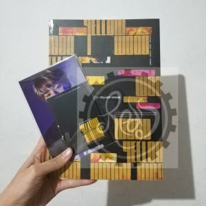 Stray Kids Special Album [Cle 2 : Yellow Wood] FIRST PRESS